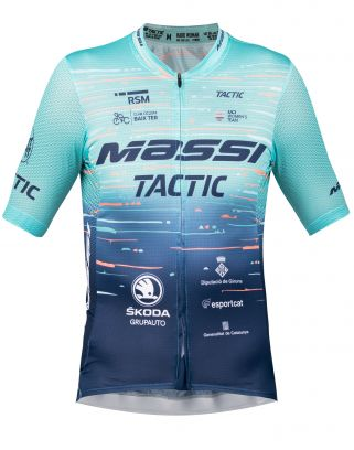 SHORT SLEEVE JERSEY TEAM MASSI TACTIC